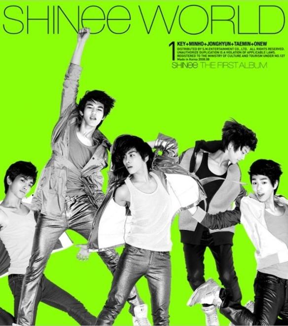 shinee world