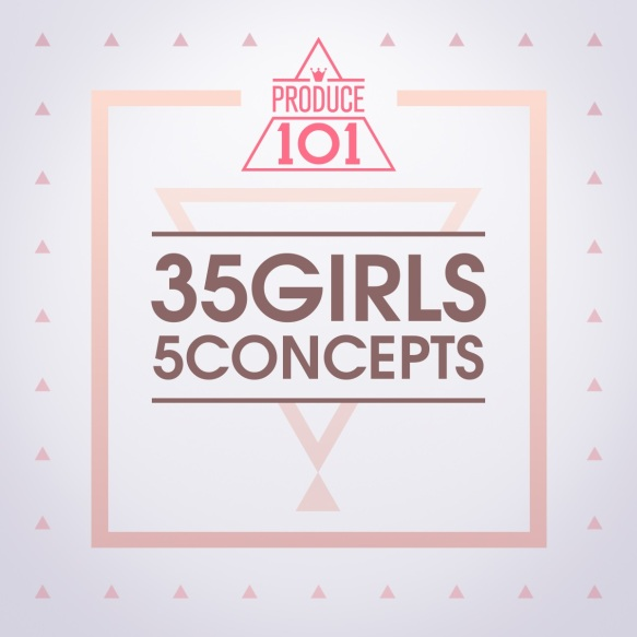 35 girls 5 concepts